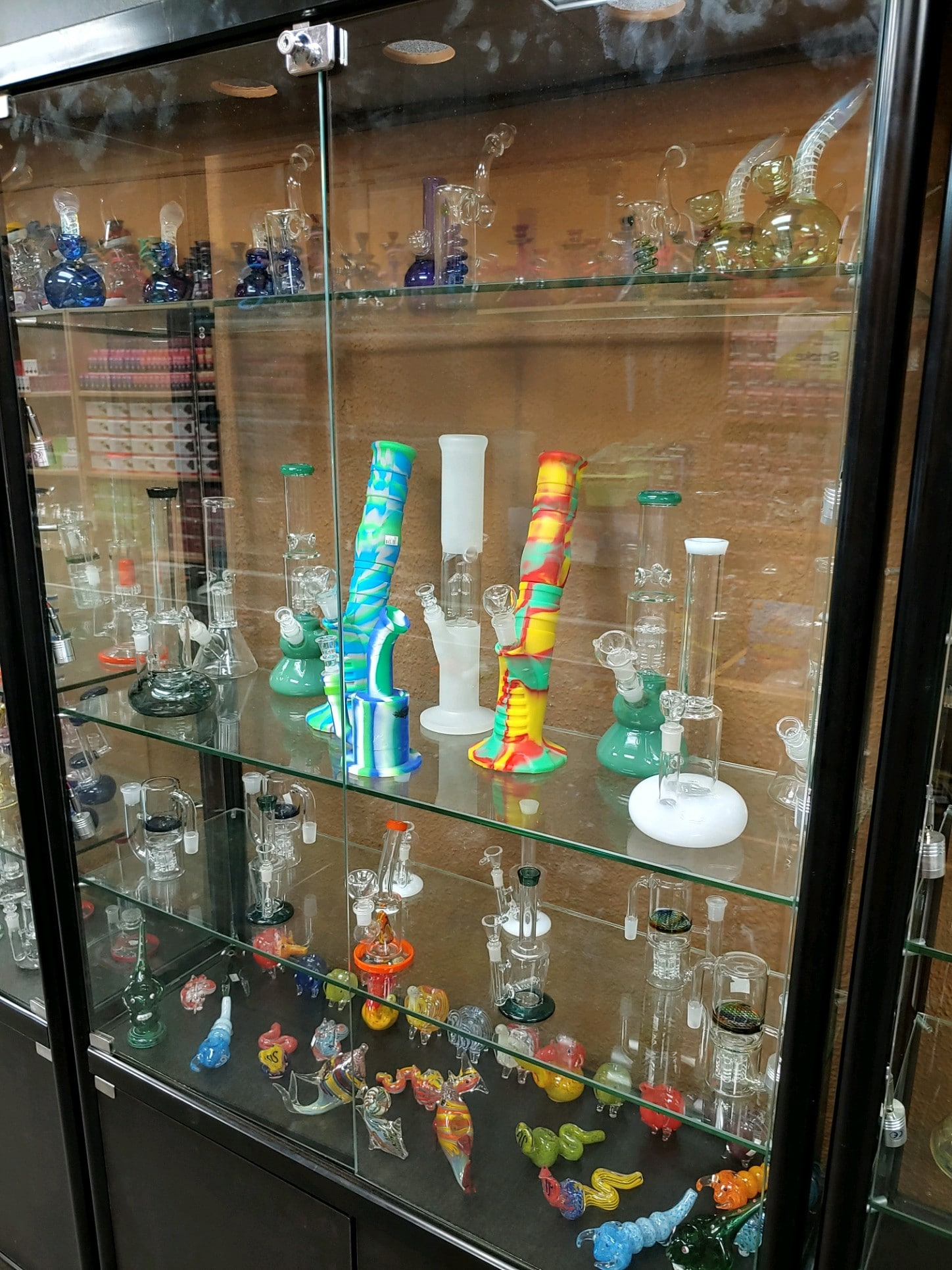 water pipes and bubblers